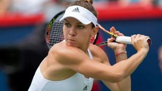 Simona Halep, mulțumită de jocul prestat la Montreal