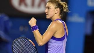 Halep, pentru a treia săptămână în fotoliul de lider WTA