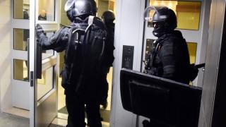 Halloween... terorist la Toulouse