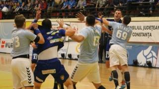 HC Dobrogea Sud înfruntă liderul