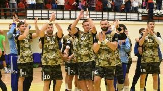 Calificare spectaculoasă în grupele Cupei EHF pentru HC Dobrogea Sud