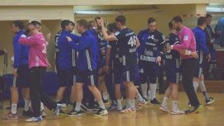 HCDS începe play-off-ul LN de handbal masculin de pe primul loc