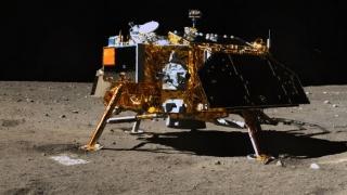 China a ajuns, în premieră, pe partea ascunsă a Lunii