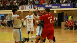 HC Dobrogea Sud a ratat câștigarea Cupei României