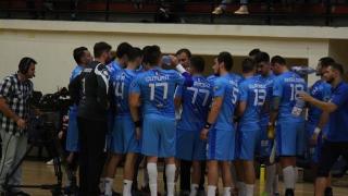 HC Dobrogea Sud continuă cursa de urmărire a liderului