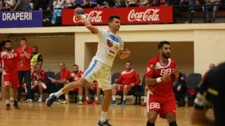 HC Dobrogea Sud luptă pentru prima poziție