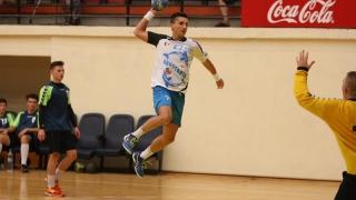 HC Dobrogea Sud luptă pentru trofeu la Brăila