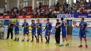 HC Dobrogea Sud se pregătește pentru spectacol