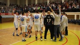 HC Dobrogea Sud țintește a opta victorie consecutivă