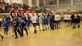 HC Dobrogea Sud, înfrângere după nouă etape în Liga Naţională