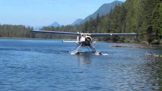 Hidroavion prăbușit în SUA