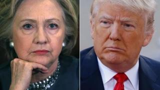 Hillary Clinton - fruntașă, deocamdată