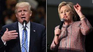 Hillary Clinton îl ia la întrebări pe Donald Trump