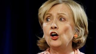 Hillary Clinton una gândește, alta vorbește?!