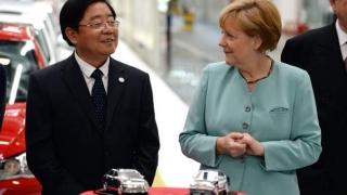 China, cel mai mare partener comercial al Germaniei, înaintea Franței și Statelor Unite