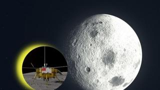 Bază de cercetări ştiinţifice a Chinei pe Lună, în apropierea polului sudic