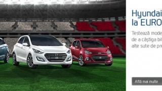 Testează un Hyundai și ajungi la EURO 2016!