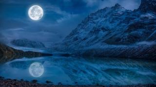 Ianuarie 2018 - de două ori Lună plină