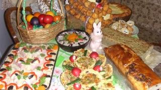 Iată ce pot mânca, în ziua de Paște, copiii!