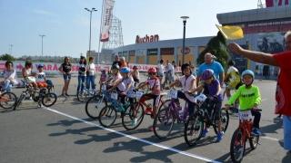 Se apropie startul celui mai important concurs de ciclism pentru copii din Dobrogea