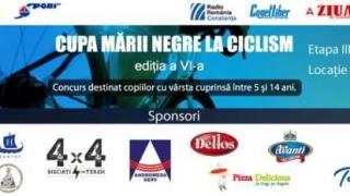 Sâmbătă are loc ultima etapă a ediţiei a VI-a a Cupei Mării Negre la ciclism