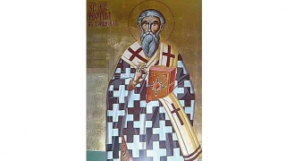 Îl cinstim pe Sf. Teotim, Episcopul Tomisului
