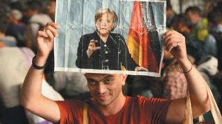 Imigranții atârnă greu: Angela Merkel a ieșit pe locul doi
