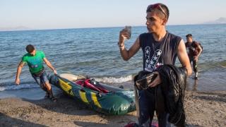 Imigranți înecați în Dunăre