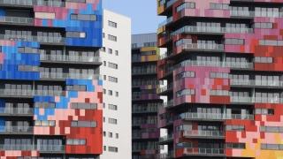 Apartamentele din Constanța s-au scumpit cu 1 euro/mp