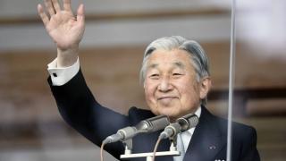 Împăratul Akihito al Japoniei, îngrijorat de el însuși