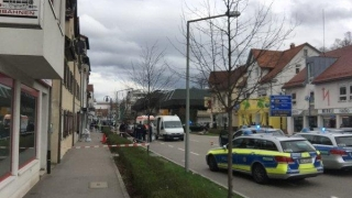 Împușcați de azilanți în Germania
