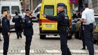 Împușcături la Bruxelles