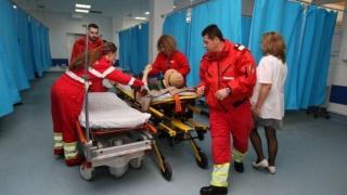 În 96 de ore! Aglomerație mare în Urgența Spitalului Județean!