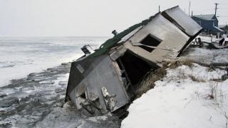 Încălzirea globală forţează o comunitate din Alaska să se mute
