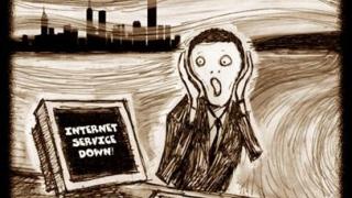 """În cât timp ţi se """"repară"""" internetul? Vezi ce zice ANCOM!"""