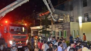 Incendiu devastator într-un spital din India