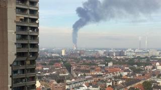 Incendiu la fabrica germană de produse chimice BASF