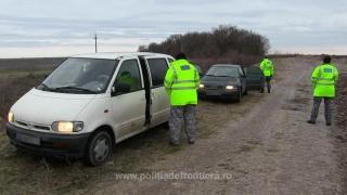 Cinci călăuze bulgare, reținute de autorități!