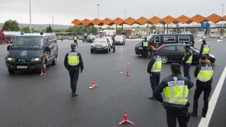 Incident armat la granița franco-spaniolă