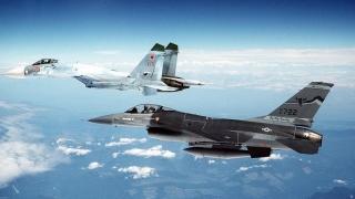 Incident aviatic deasupra Mării Negre