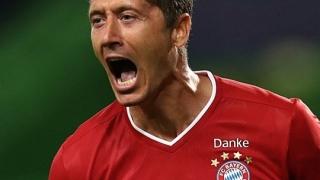 Cinci fotbalişti de la Bayern Munchen au fost incluşi în echipa ideală a anului 2020