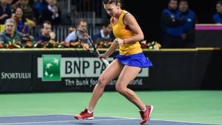 Încredere și optimism în tabăra tenismenelor tricolore