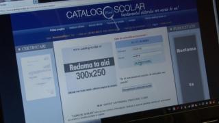 În două școli din județul Constanța, notele se trec pe... tablete