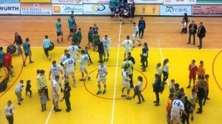 HC Dobrogea Sud continuă lupta pentru câştigarea Cupei României