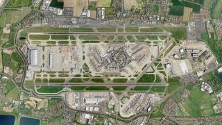 Informaţii de securitate clasificate ale Aeroportului Heathrow, găsite pe stradă!