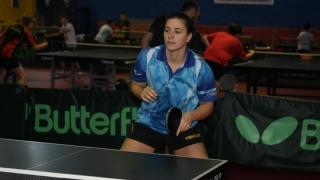Înfrângeri pe linie pentru reprezentativele României de tenis de masă