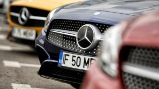 """Înmatriculările de mașini luxoase """"frânează"""" cu 65%"""