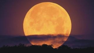 În această noapte, Luna Recoltei
