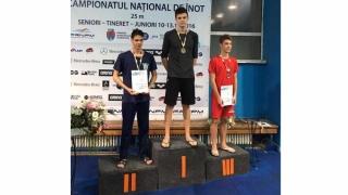 Înotătorii constănțeni au cucerit 11 medalii la Naționalele în bazin scurt