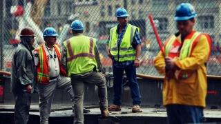 Construcțiile noi apar ca ciupercile după criză